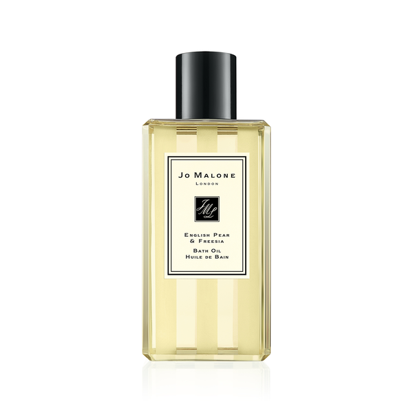 Bath oil English Pear & Freesia
