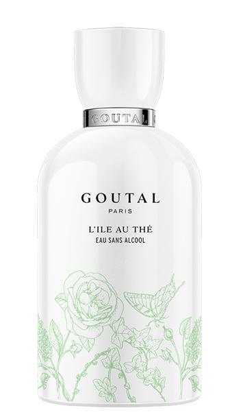 GOUTAL Paris - спрей парфюмированный без спирта L'ile Au The 220110749