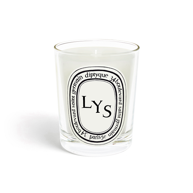 Lys candle