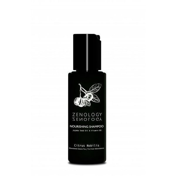 Nourishing Shampoo Mandarin Green Tea