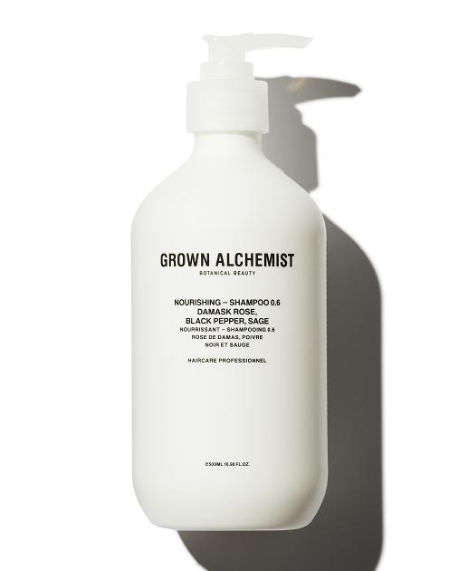 Nourishing - Shampoo 500мл