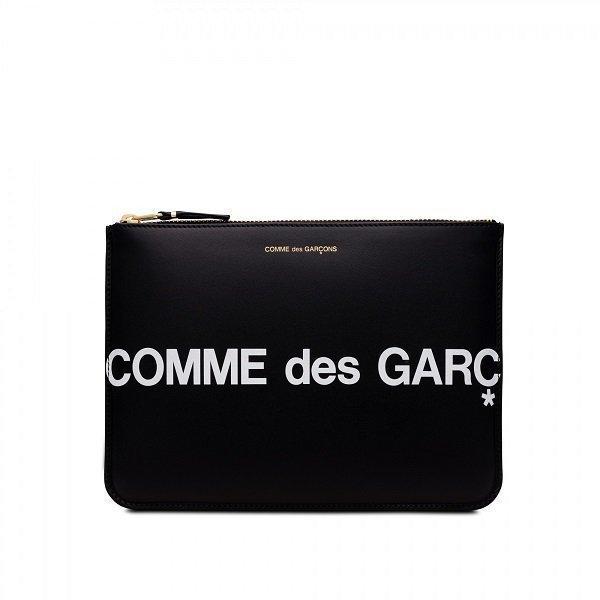 Huge Logo Wallet black