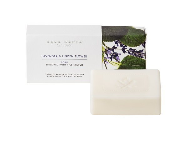 Lavender & L Inden Flower Soap