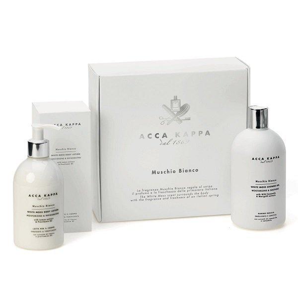 White Moss Gift Set