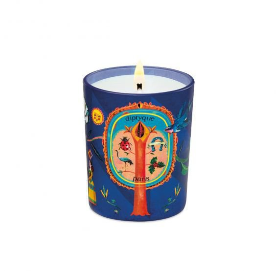 Blissful Amber Candle