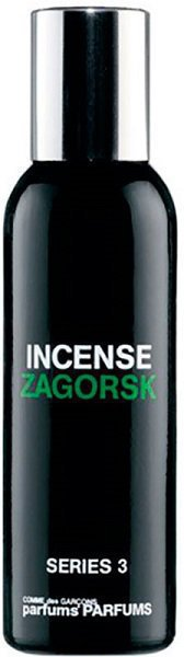 Series 3: Incense Zagorsk