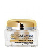 PREMIUM LINE-KILLER X-Treme Gold Radiance Mask