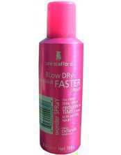 BLow DRy your HAiR FASTER wonder SPRaY