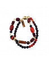 Bracelet with Glitter
