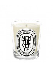 Scented Candle Menthe Verte