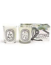 Figuier & Cyprès duo candle set
