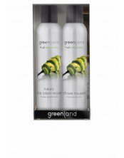 Greenland gift pack: shower & body mousse sensation