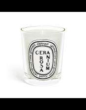 Scented Candle Geranium Rosa