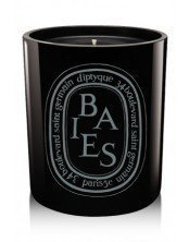 Scented Candle Black Baies
