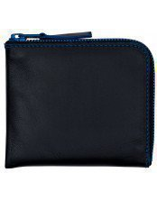 Wallet Marvellous Zip Blue
