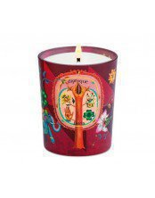 Lucky Flowers Candle