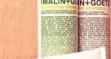 Современная аптека от Malin+Goetz