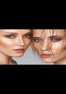 """Секреты """"влажного"""" макияжа"""