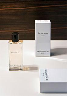 Sentifique: архитектурное решение в парфюмерии