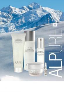ALPURE – эксклюзивная линия средств по уходу за кожей